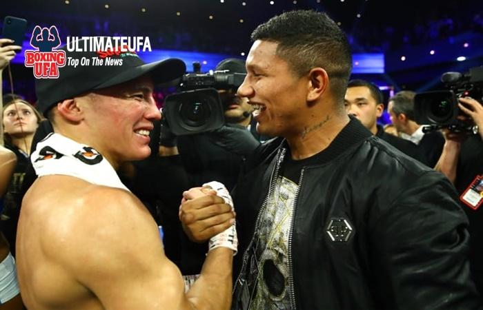 ultimateufa คู่มวยชิงแชมป์โลก