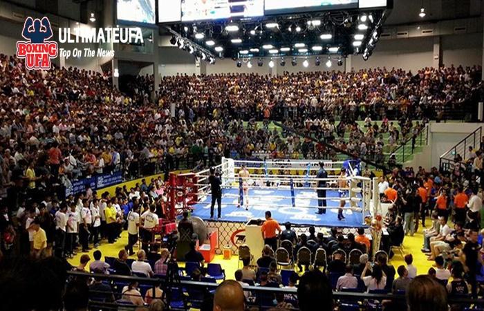 ultimateufa ข่าวกีฬามวย