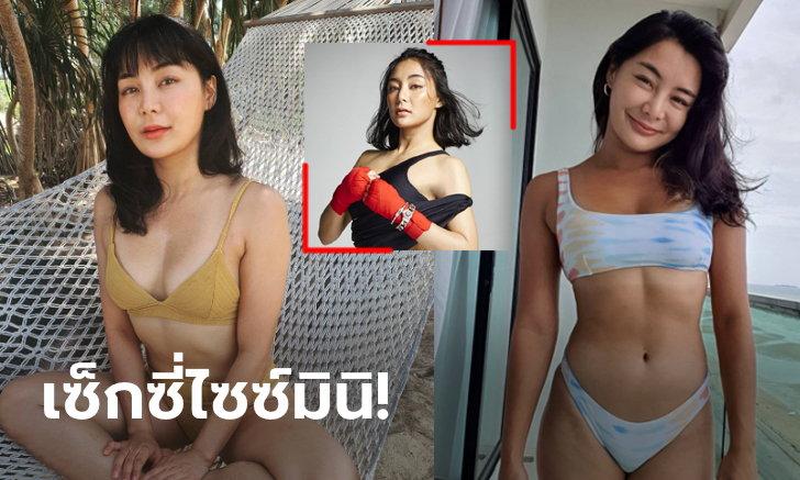 """กระหน่ำกดรัก ส่องภาพเซ็กซี่ """"ริกะ อิชิเกะ"""" MMA ลูกครึ่งญี่ปุ่น-ไทยสุดน่ารัก"""