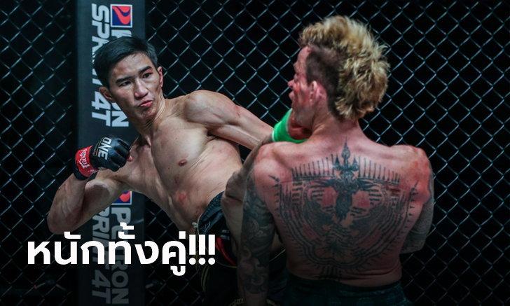 นักชกไทยคว้าน็อกเอาต์ยอดเยี่ยม