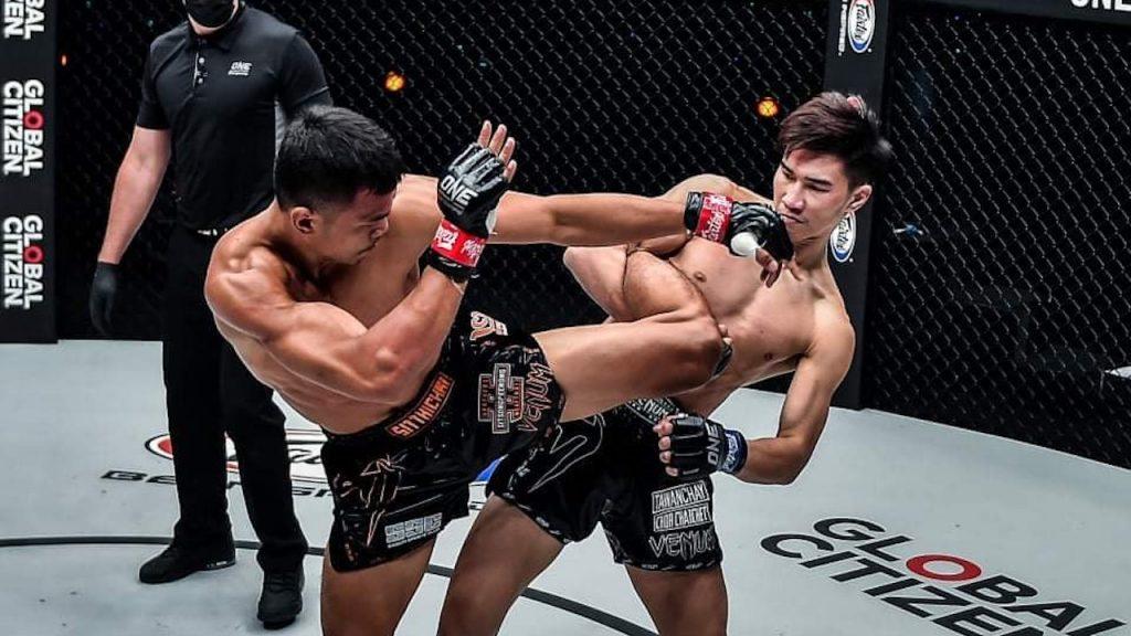 สิทธิชัย vs ตะวันฉาย