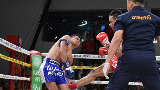 มวยไทย vs ยูโด