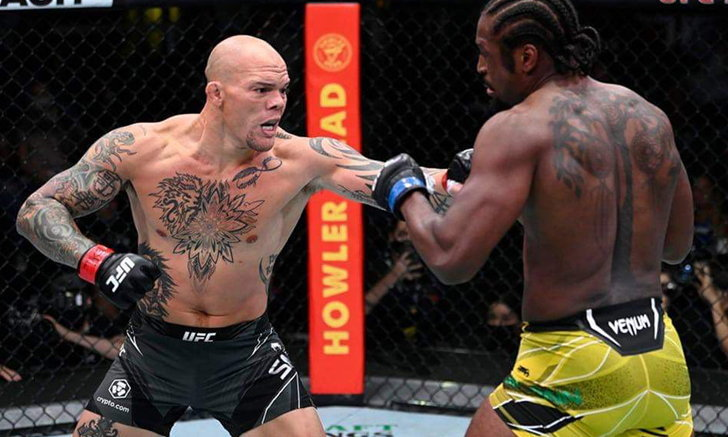 ผลการแข่งขัน UFC FIGHT NIGHT